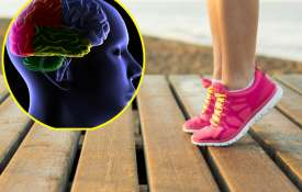 Revealed in the study healthy brain requires foot workout- Khabar IndiaTV