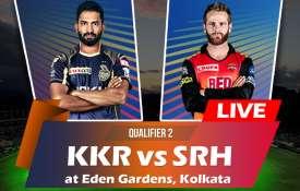 KKR VS SRH- Khabar IndiaTV
