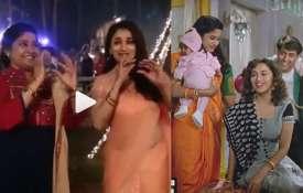 माधुरी-रेणुका- Khabar IndiaTV
