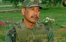 major gogoi- Khabar IndiaTV
