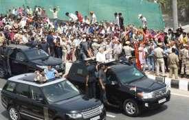 PM Narendra Modi inaugurates Delhi-Meerut Expressway, Road Show with Nitin Gadkari in open Jeep- IndiaTV Paisa