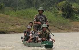 Myanmar orders Rohingya Muslims to leave tense border zone | AP- Khabar IndiaTV