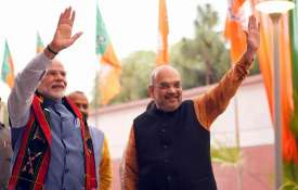 Modi government ended politics of appeasement, ushered politics of development, says Amit Shah | PTI- IndiaTV Paisa