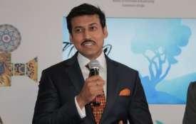 rajvardhan singh rathore- Khabar IndiaTV
