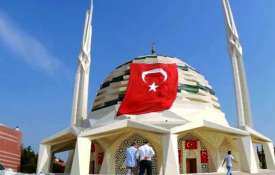 <p>All mosques should raise national...- Khabar IndiaTV