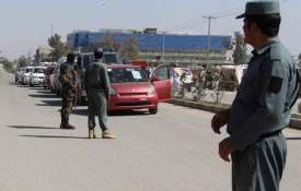 <p>At least 14 police officers died...- Khabar IndiaTV