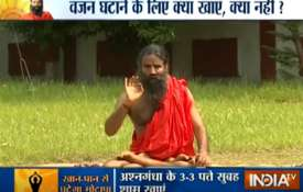 Baba Ramdev- Khabar IndiaTV