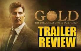 गोल्ड ट्रेलर रिव्यू- Khabar IndiaTV