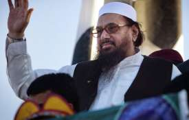 Hafiz Saeed's son, son-in-law among JuD candidates in Pakistan elections | AP- Khabar IndiaTV