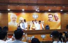 Ex-TMC minister Humayun Kabir joins BJP- Khabar IndiaTV