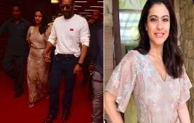 kajol and ajay devgan- Khabar IndiaTV