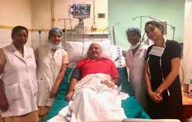 Manish Sisodia and Satyendar Jain discharged from hospital | Twitter- Khabar IndiaTV