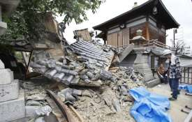 Japan: Osaka earthquake kills 3 including 9-year-old girl, dozens injured | AP- Khabar IndiaTV