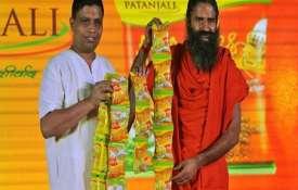 Patanjali food park- Khabar IndiaTV