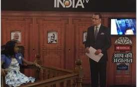 aap ki adalat- Khabar IndiaTV