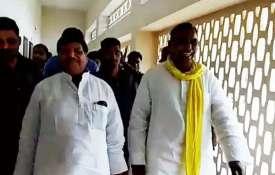 Shivpal Yadav meets BJP ally Om Prakash Rajbhar- Khabar IndiaTV