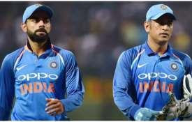 एम एस धोनी और विराट...- Khabar IndiaTV