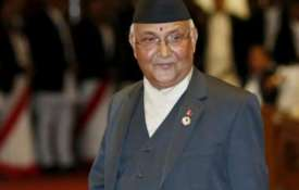 Nepal Prime Minister KP Sharma Oli leaves...- Khabar IndiaTV