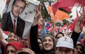 Turkey election Erdogan wins second term as president- Khabar IndiaTV