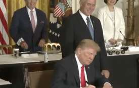 <p>Trump instructed the Pentagon to...- Khabar IndiaTV
