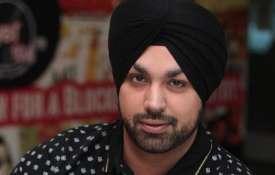 Punjabi singer Amandeep Singh - Khabar IndiaTV