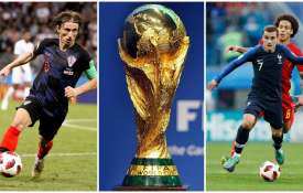 फ्रांस और क्रोएशिया...- Khabar IndiaTV