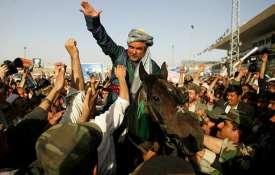 Afghanistan: Blast near Kabul airport, Abdul Rashid Dostum unharmed | AP- Khabar IndiaTV