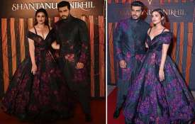 Arjun and Parineeti- Khabar IndiaTV