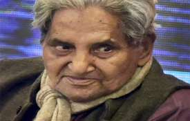 Poet and lyricist Gopaldas Neeraj passes away - Khabar IndiaTV