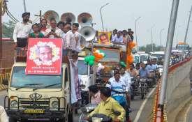 Goapldas neeraj last rites- Khabar IndiaTV