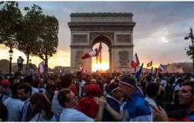 फ्रांस की जीत का...- Khabar IndiaTV
