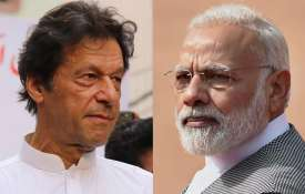 Pakistan: Imran Khan taunts Sharif over his 'friendship' with Narendra Modi | PTI- Khabar IndiaTV