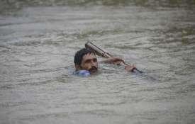 दुनिया में बाढ़ जनित मौतों का पांचवा हिस्सा भारत में- Khabar IndiaTV