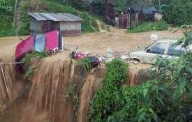 आधे देश में मॉनसून की बारिश से तबाही; गुजरात, एमपी, उत्तराखंड सबसे ज्यादा प्रभावित- Khabar IndiaTV