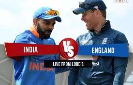 भारत Vs इंग्लैंड- Khabar IndiaTV
