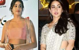 <p>Janhvi kapoor and Sara Ali Khan...- Khabar IndiaTV