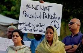 Pakistan: Mastung suicide bomber was student of a madrassa | AP- Khabar IndiaTV
