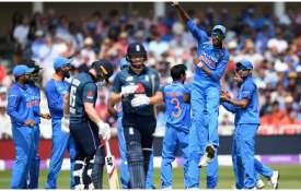 <p>भारतीय टीम...- Khabar IndiaTV