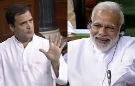 No Confidence Motion Debate in Lok Sabha: Here's what Rahul Gandhi said in the House - Khabar IndiaTV
