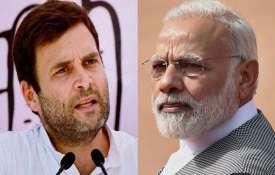 Rahul Gandhi and Narendra Modi | PTI- Khabar IndiaTV