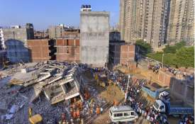 Shahberi Building collapse- Khabar IndiaTV