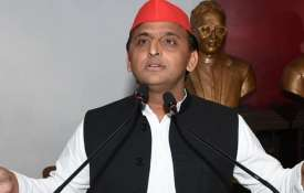samajwadi party leader Akhilesh Yadav...- Khabar IndiaTV