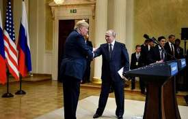 <p>Trump says meeting with Putin was...- Khabar IndiaTV