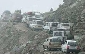 Cloudsbrusting in Uttarakhand Chamoli...- Khabar IndiaTV