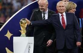 President Vladimir Putin...- Khabar IndiaTV