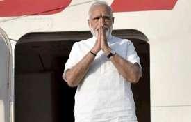 PM Narendra Modi will visit Rwanda Uganda...- Khabar IndiaTV