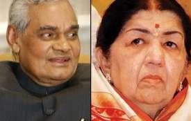 Lata Mangeshkar's soulful tribute to Atal Bihari Vajpayee- Khabar IndiaTV