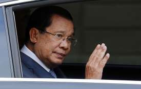 CPP of Hun Sen wins all parliamentary seats in Cambodia election | AP Photo- Khabar IndiaTV
