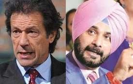 प्रधानमंत्री के रूप में आज शपथ लेंगे इमरान खान, समारोह में हिस्सा लेने पाक पहुंचे सिद्धू- Khabar IndiaTV