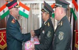 Indian Army China PLA meeting- Khabar IndiaTV